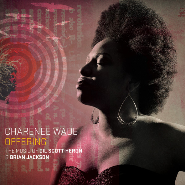Charenee Wade CD Cover